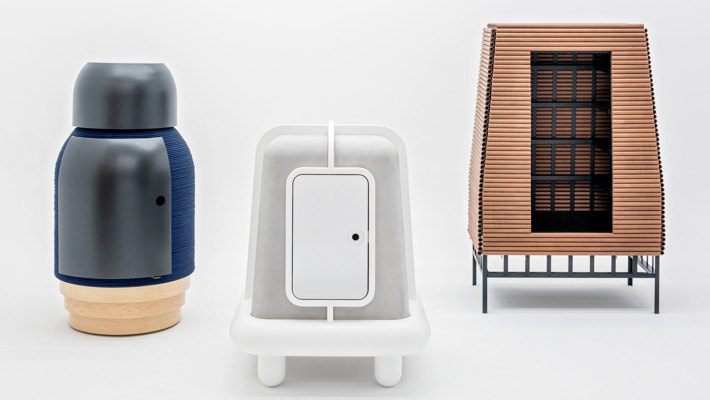 Ultraframe furniture collection features unique storage pieces with eye catchy design