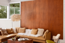 03 choose wood in stains and colors that suits your interior and brings warmth to it