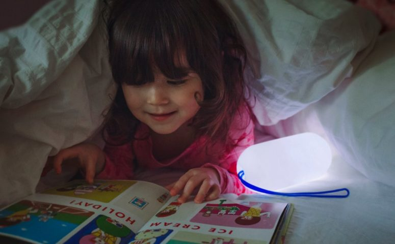 It can be rocked in kids' spaces as a soft glowing lamp for different purposes