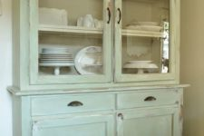 07 soft pastel cupboard will add chic and a refined feel to your dining space