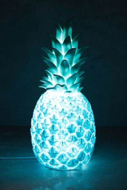 35 Pineapple Home D 233 Cor Ideas To Add A Tropical Cheer Digsdigs