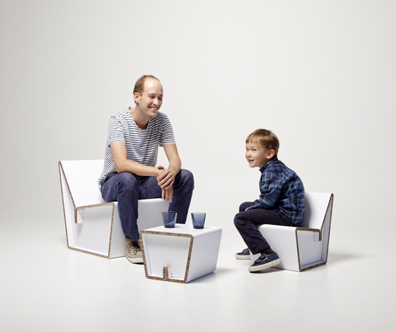 Kenno chair by Showroom Finland (via www.dailytonic.com)