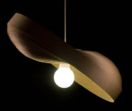 Bye Bye Shanghai lamp by Uroboro Design (via www.homedit.com)