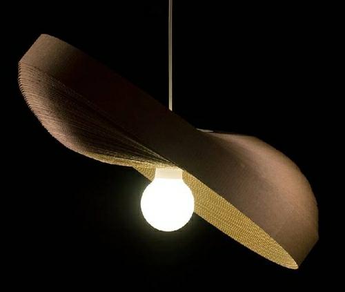 Bye Bye Shanghai lamp by Uroboro Design