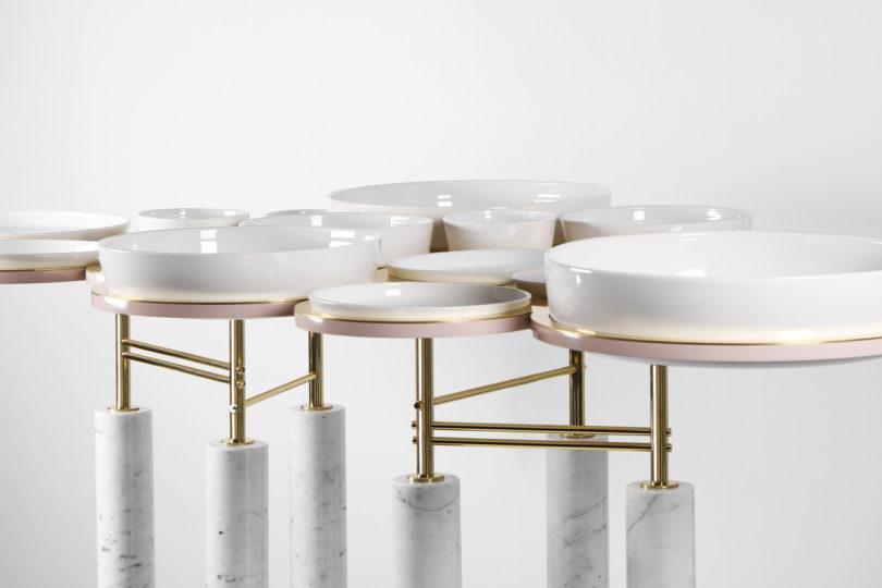 Juggler Table by SAYAR
