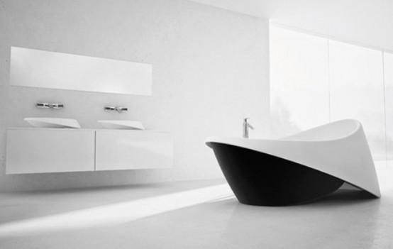 Goccia bathtub by Maromin