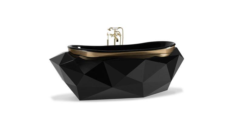 Diamond bathtub by Maison Valentina (via www.maisonvalentina.net)