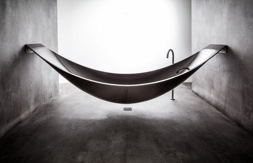 Vessel tub by Splinter Works