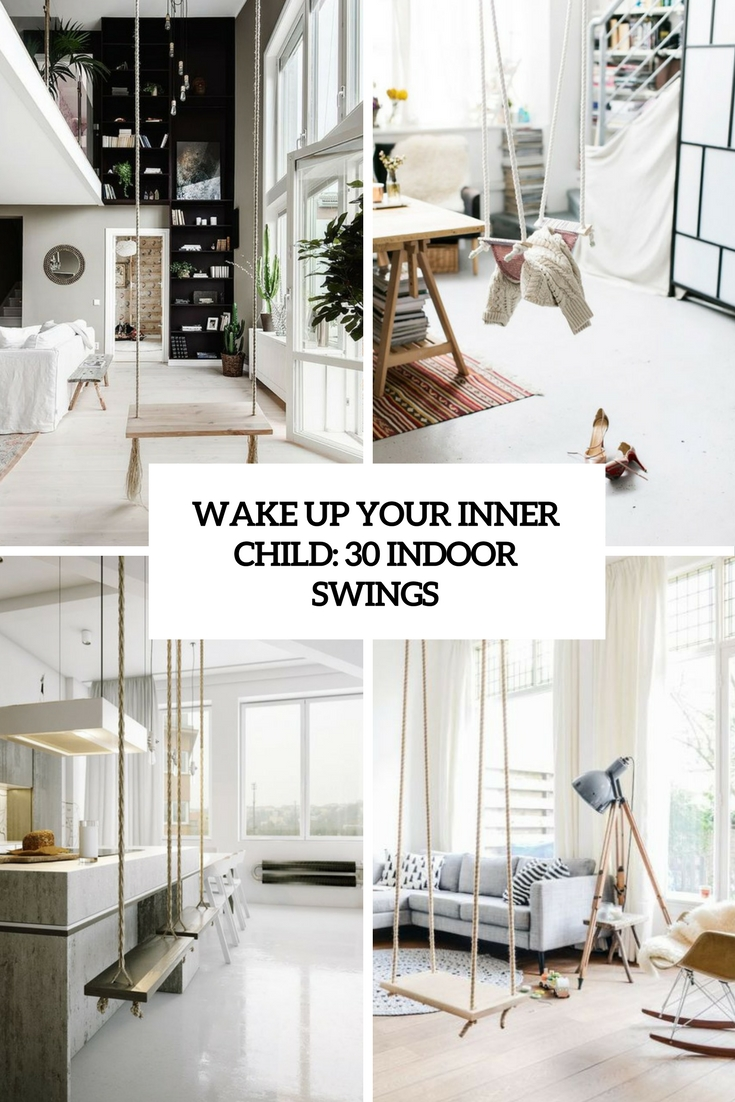 wake up your inner child 30 indoor swings cover