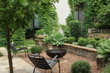 01 This relaxing garden was created by Kate Seddon Landscape Design in Melbourne