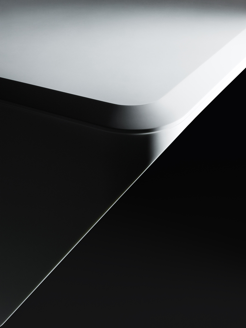 Clean lines and minimalist design are characteristic features of Zaha Hadid's designs