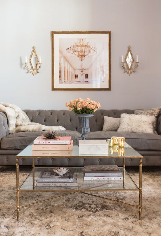 29 Chic Gl Coffee Tables That Catch An Eye Digsdigs