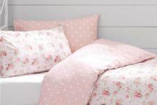 cute feminine bedding