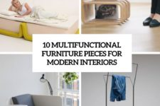 10 multifunctional furniture pieces for modern interiors cover