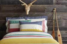 15 bring summer vibes to your bedroom with colorful striped bedding