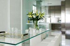 timeless dining area