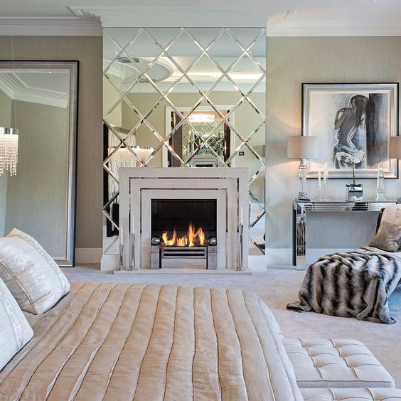 27 Gorgeous Wall Mirrors To Make A Statement Digsdigs