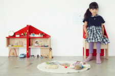 Dollhouse chair by Torafu Architects