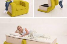 Flop Chair by Elena Sidorova