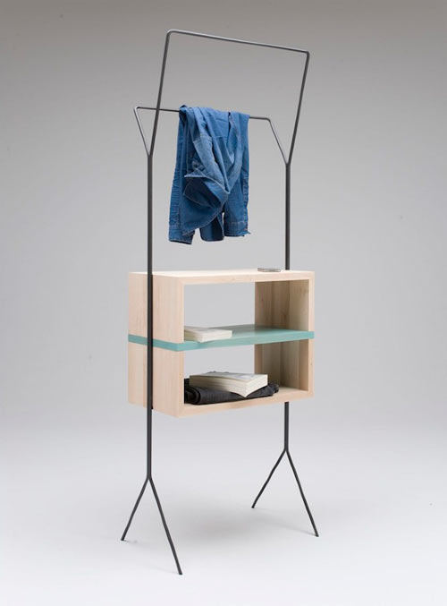 Maisonette furniture series by Simone Simonelli