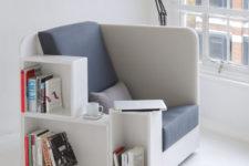 Openbook chair by Studio Tilt