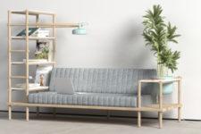 Herb sofa by Burak Kocak