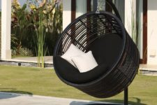 Skyline Fabio Hanging Chair by Houseology