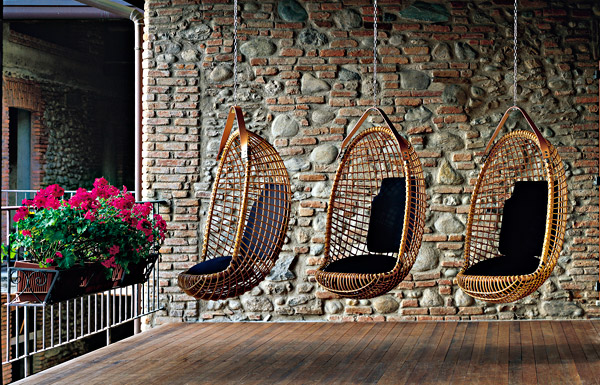 Eureka hanging chair by Property Furniture (via https:)