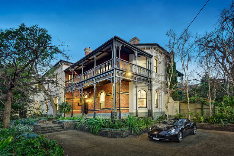 Victorian House With Modern And Bold Interiors