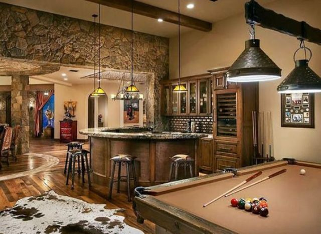 3 Tips And 26 Ideas To Create An Ultimate Man Cave Digsdigs