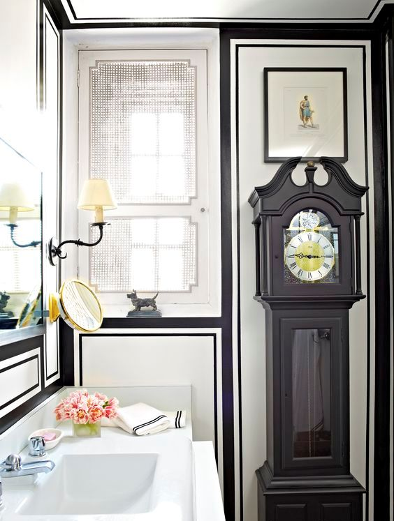 29 Ways To Incorporate A Grandfather S Clock Into Decor Digsdigs