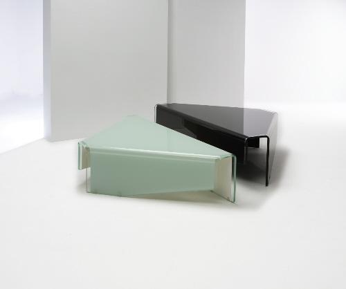 bent coffee tables by DellaRobbia (via www.furniturefashion.com)