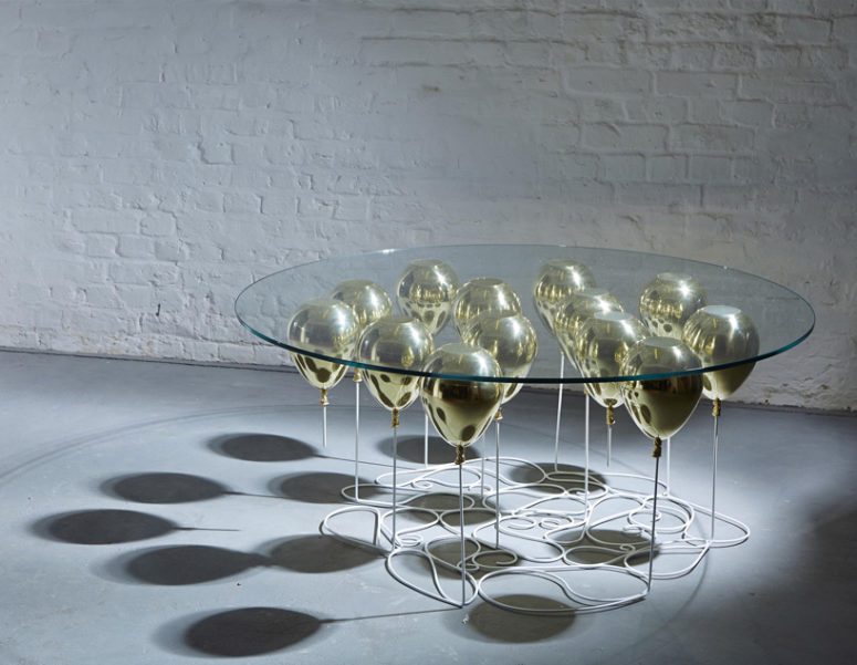 Up The Balloon Coffee Table By Duffy London (via https:)