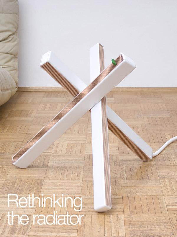 Rethinking the radiator by Rochus Jacob