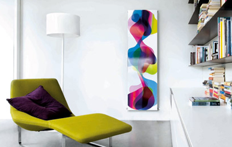 Art Radiators by Karim Rashid (via media.designerpages.com)