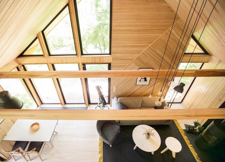 Summer House With Scandinavian Design And Belorussian Touches