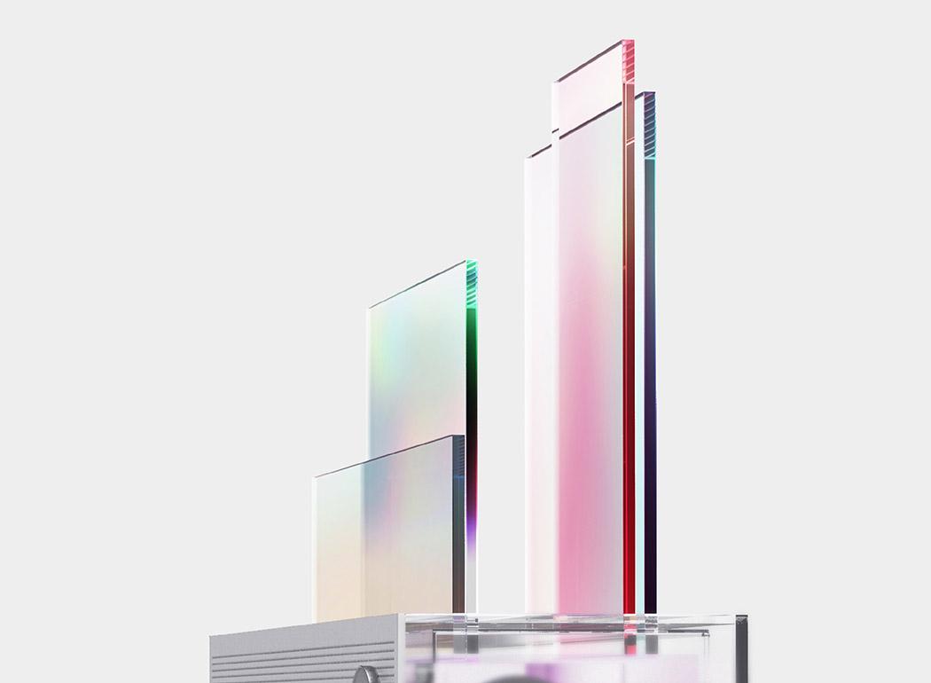 unique speaker design