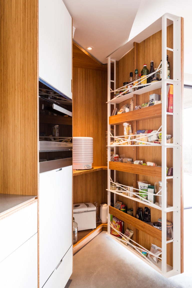The storage cabinets are handy and comfortable in using, they can accomodate a lot