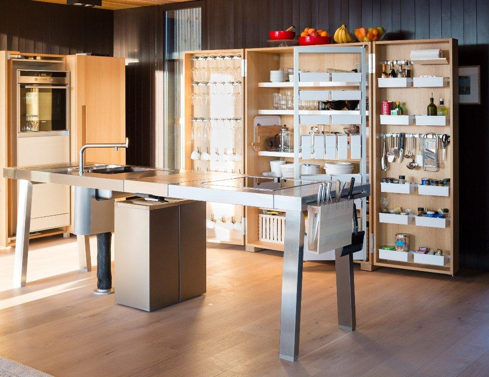 masculine looking kitchen island
