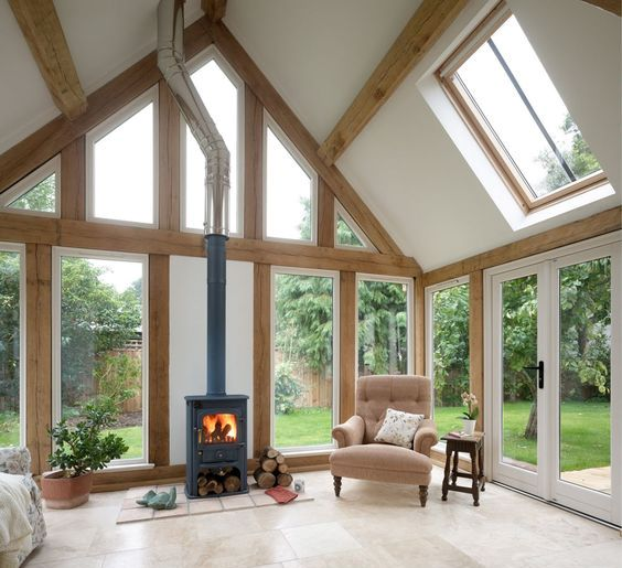 Light For House: 25 Vaulted Ceiling Ideas With Pros And Cons