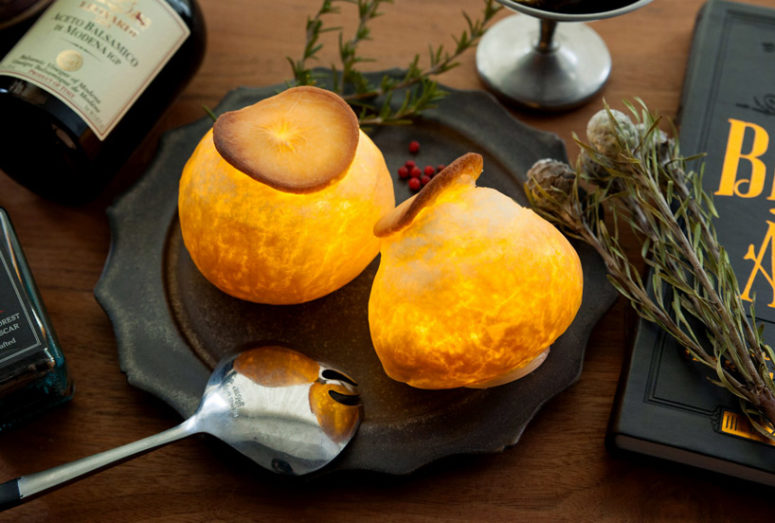 These are the champignon lamps resembling of tasty buns