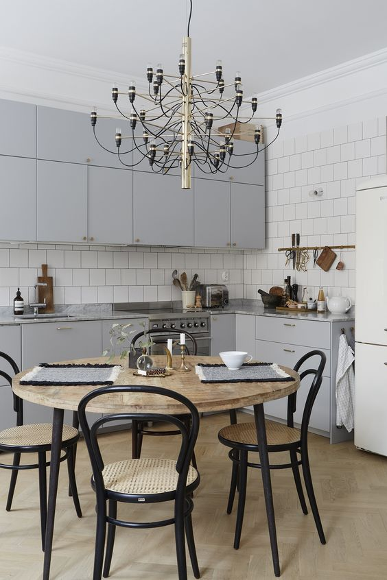 30 Grey Kitchens That You'll Never Want To Leave