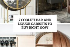 7 coolest bar and liquor cabinets to buy right now cover