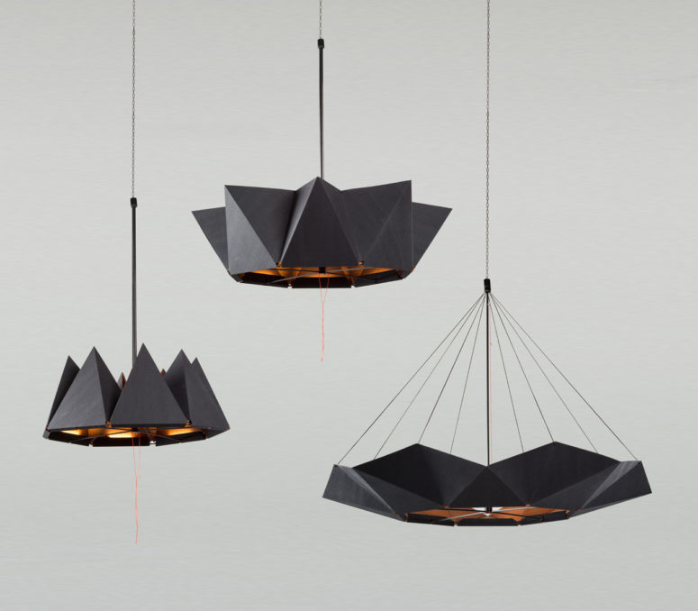 inMOOV l& by Studio Lieven (via .digsdigs.com) & 7 Flora-Inspired Furniture And Lamps Designs - DigsDigs