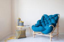 knit furniture by Veega Tankun