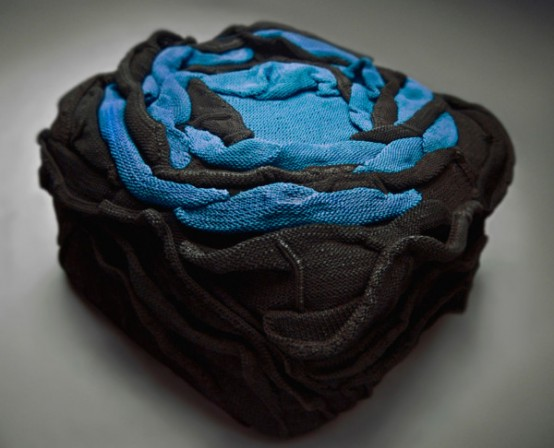 crocheted furniture by Monomoka (via www.digsdigs.com)