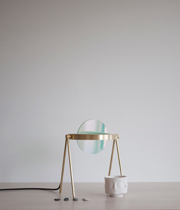 Aurora lamp by Trueing (via design-milk.com)
