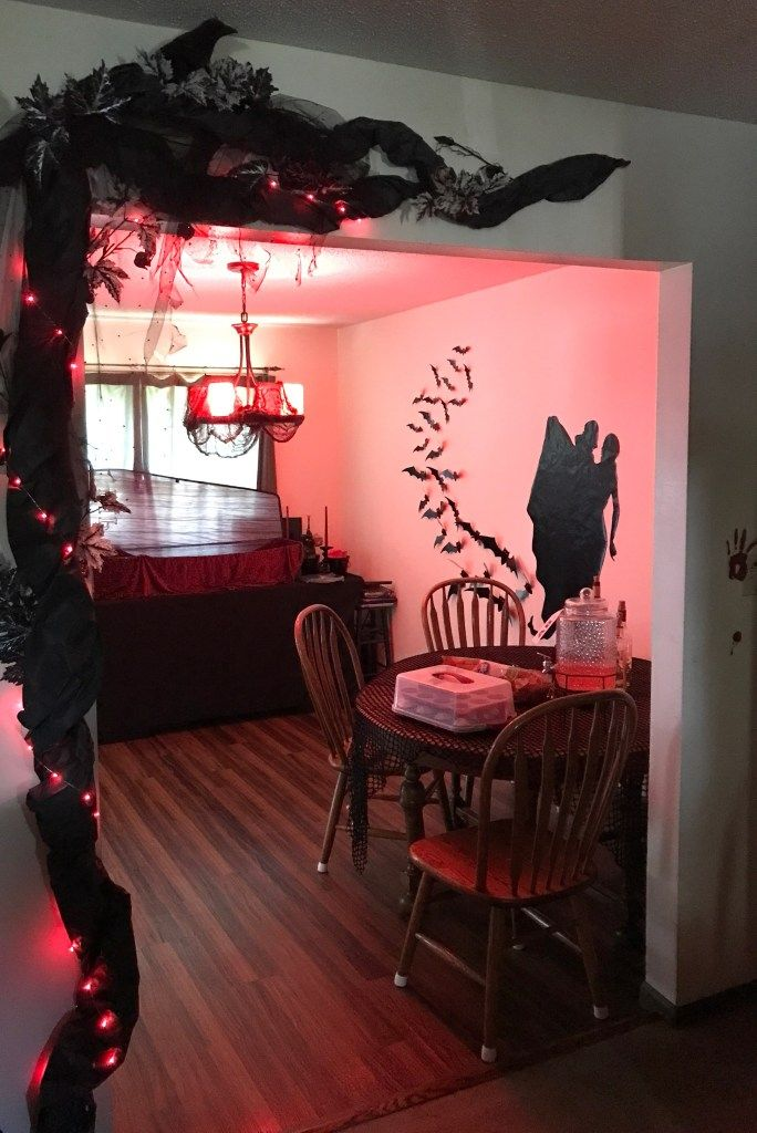 phillips hue bulbs are great to create right mood for a party
