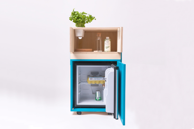 smart kitchen unit
