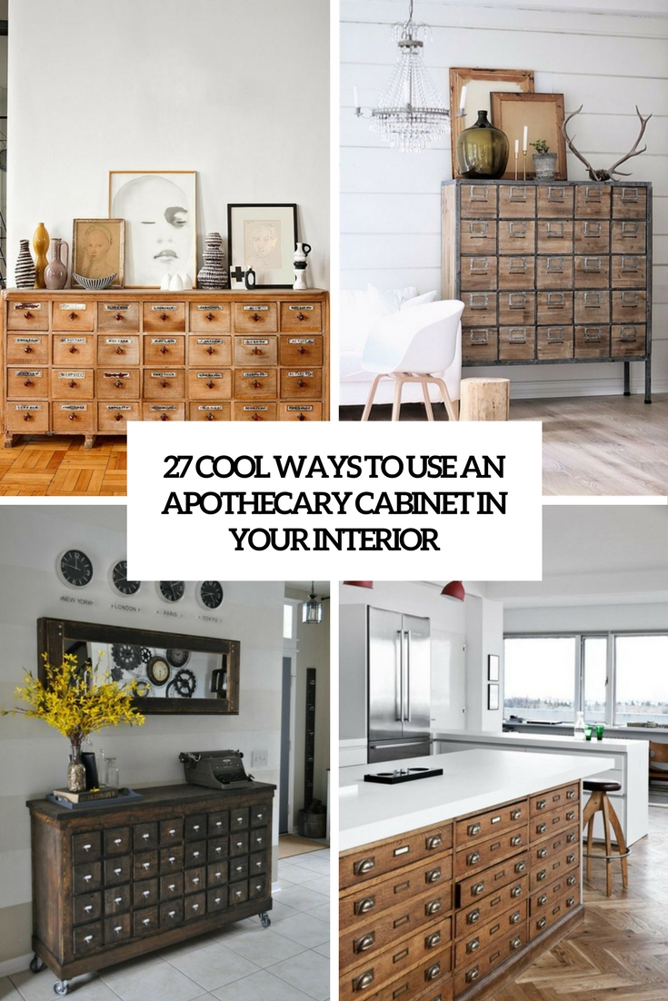 drawer dresser watch cabinet old diy reclaimed apothecary youtube